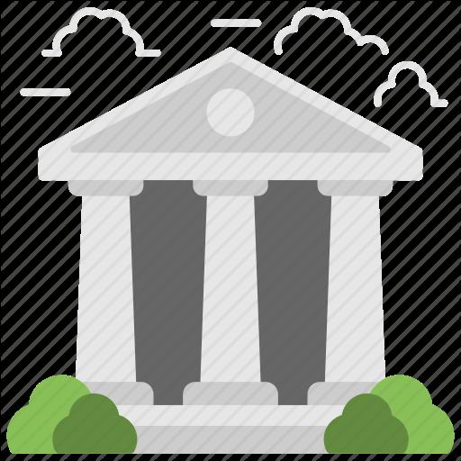 Bank, Bank Architecture, Bank Building, Bank Exterior, Stock