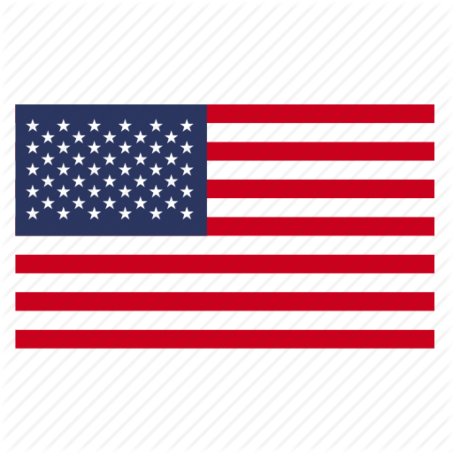 America, American, Americans, Country, Flag, Us, Usa Icon