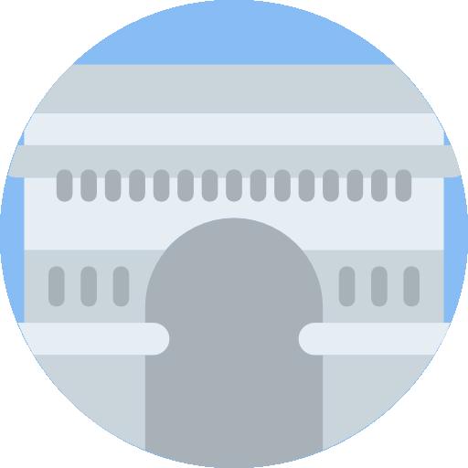 Arc De Triomphe Icon Monuments Smashicons