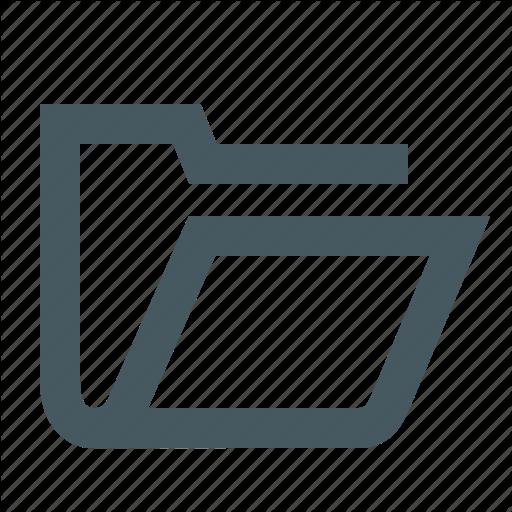 Archive, Archiving, Documents, Files, Folder, Gizmo, Open Folder