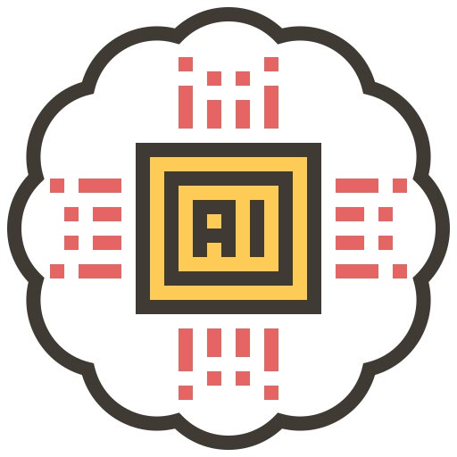 Artificial Intelligence Icon Free Of Artificial Intelligence