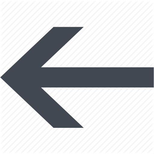 Arrow, Left Arrow Icon