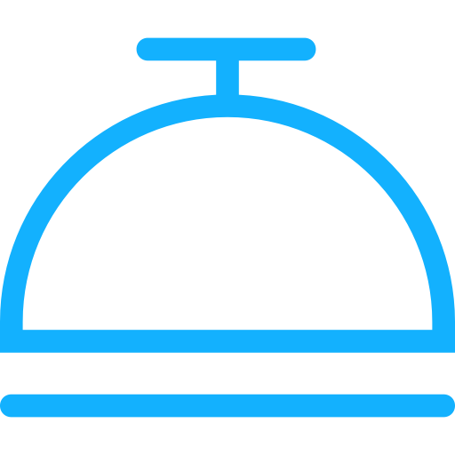 Restaurant, Attractions, Based Icon With Png And Vector Format