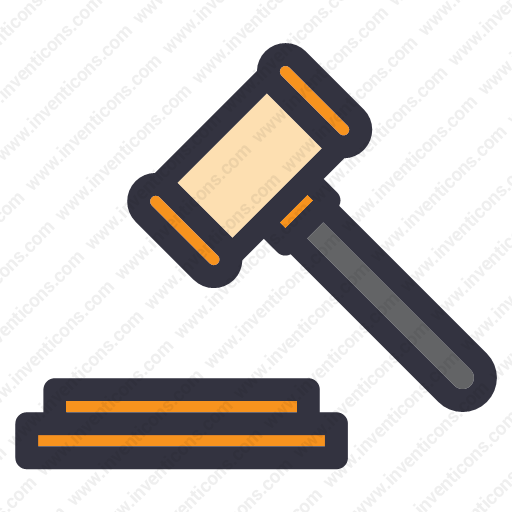 Download Auction,mallet Icon Inventicons