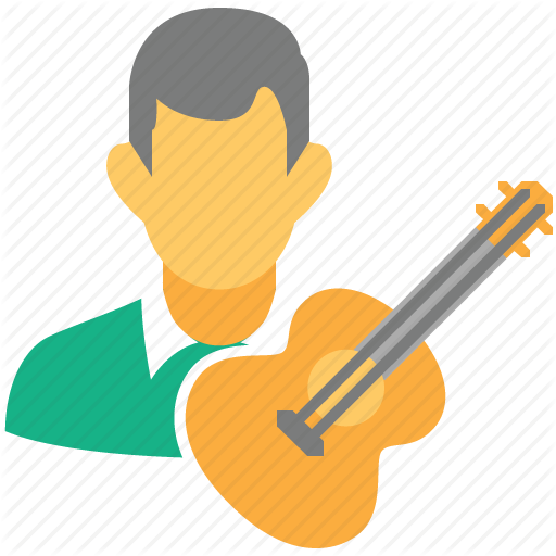Band, Guitar, Music, Musical, Play, Rock, Song Icon