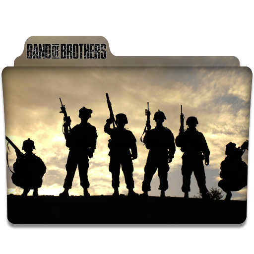 Band Of Brothers Folder Icon