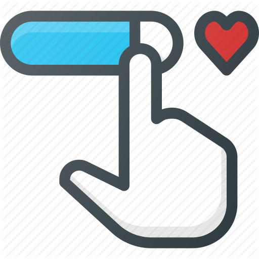Bar, Feedback, Like, Love, Rating, Touch Icon