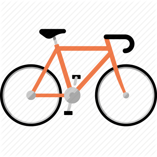 Bicycle, Bike, Cycling, Fixed Gear, Gear, Pedal Icon