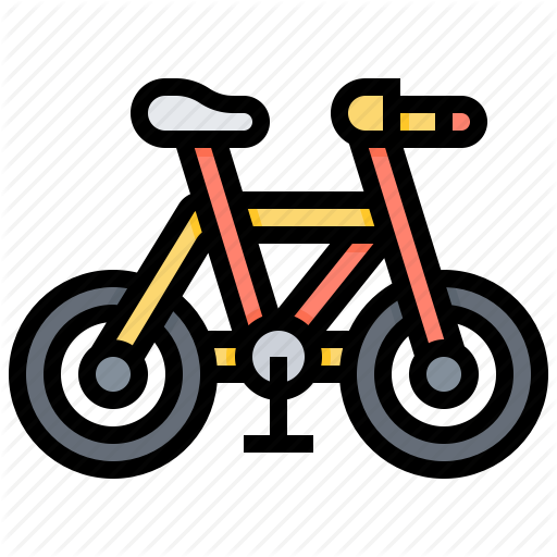 Bike, Mountain, Recreation, Sport, Vehicle Icon