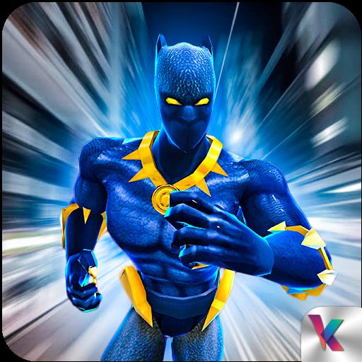Black Superhero Panther