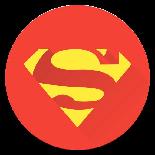 Earth, Man, Super, Superhero, Superman, Saver Icon