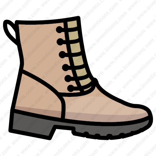 Download Boot,foot,fashion,shoes,style Icon Inventicons