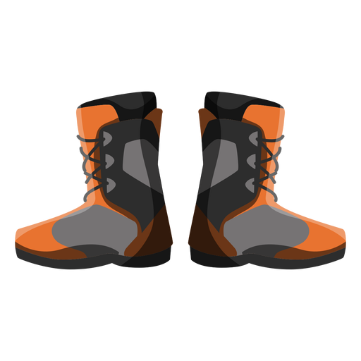 Snowboard Boots Icon