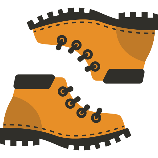 Footwear, Boot, Boots, Climbing, Fashion, Clothes Icon