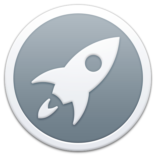 Apple Launchpad Border Icon Smooth App Iconset Ampeross
