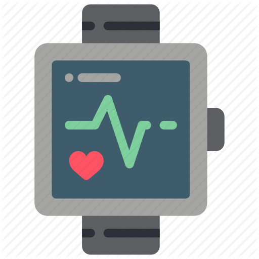 Bpm, Fitness, Health, Pulse, Tech, Watch, Wearable Icon