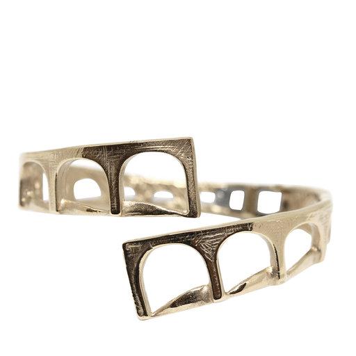 Acquedotto Gold Bronze Bracelet