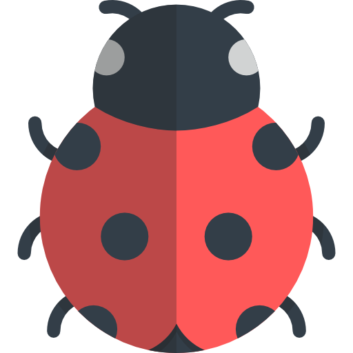 Animals, Insect, Ladybug, Animal Kingdom, Bug Icon