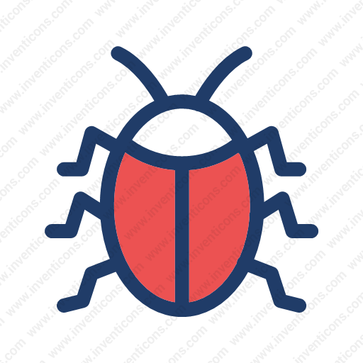 Download Bug,insect Icon Inventicons