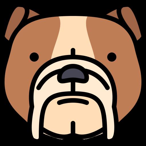 Bulldog Dog Png Icon