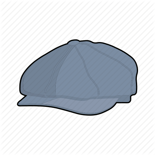 Cap, Clothing, Fashion, Flat Cap, Hat, Head Wear Icon