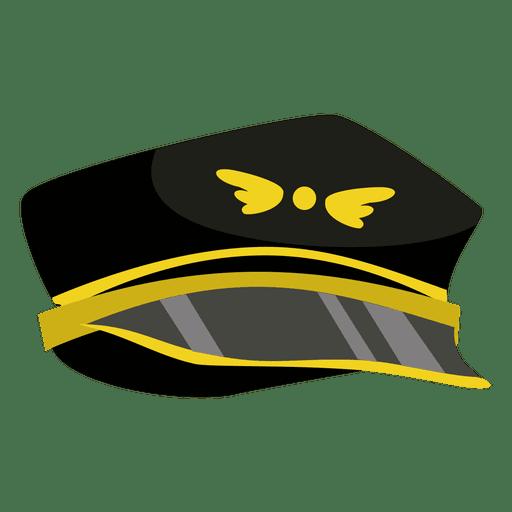 Pilot Hat Png