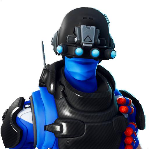 Carbon Commando