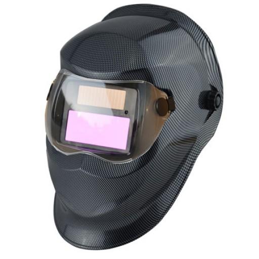 Vek Tools Carbon Fibre Welders Auto Darkening Welding Helmet