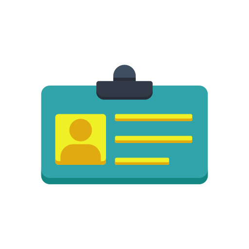 Id Card Icon Free Download