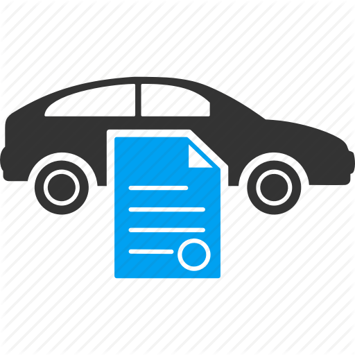Agreement, Business, Car, Contract, Invoice, Payment, Sale Icon