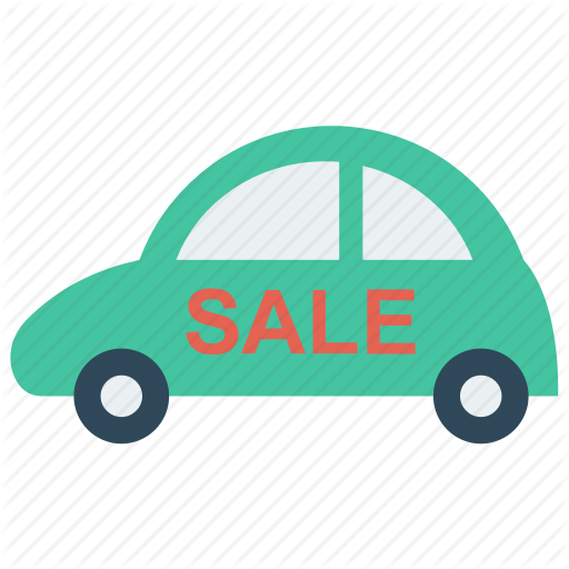 Automobile, Car, Sale, Transport, Vehicle Icon