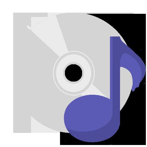Modernxp Cd Dvd Music Icon Modern Xp Iconset Dtafalonso