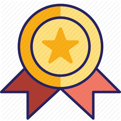 Award, Challenge, Gold, Gold Medal, Grade, Medal, Prize Icon