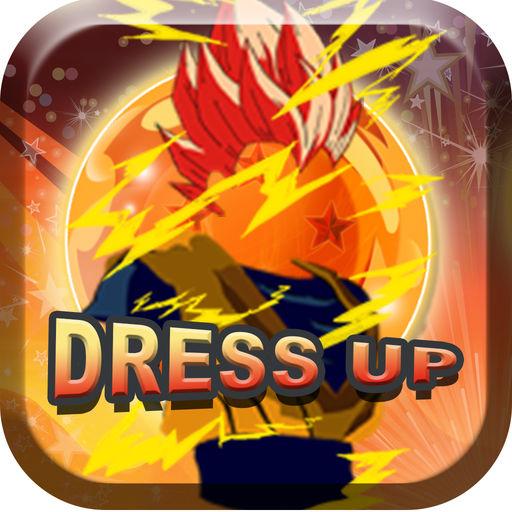 Avatar Creator Dress Up Manga For Dragon Ball