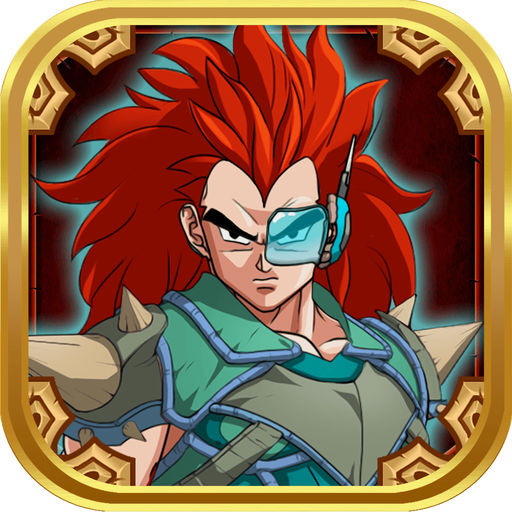 Dragon Fighters Anime Dress Up Super Character Creator Games