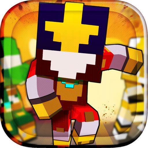 Power Gang Heroes Avatar Creator Kid Games