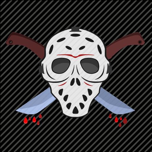 Blade, Killer, Knife, Maniac, Mask, Sword Icon
