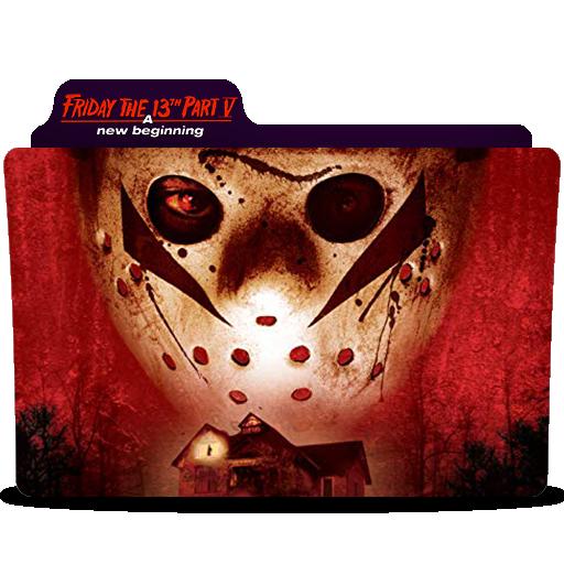 Friday The Part Folder Icon