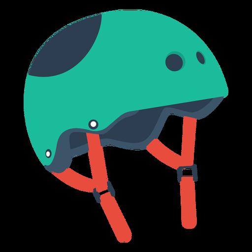 Roller Skate Helmet Icon