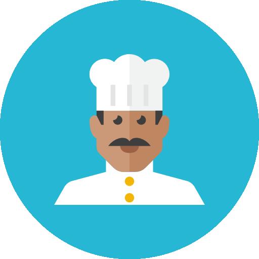 Chef Icon Kameleon Iconset Webalys