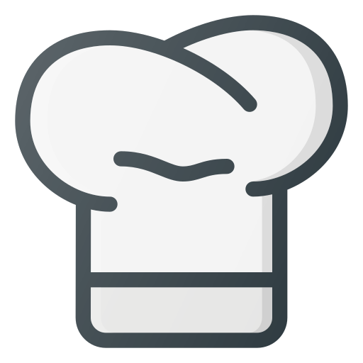 Kitchen, Coock, Chef, Hat Icon Free Of Free Set Color Outline