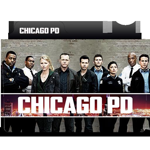 Chicago Pd Folder Icon