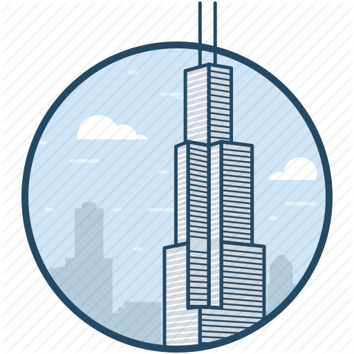 China, Huangpu, Shangh Shimao, Shimao International Plaza Icon