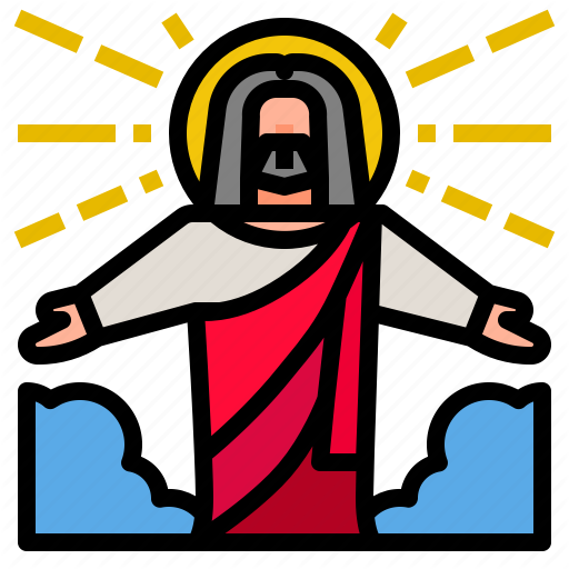 Christ, Christianity, God, Jesus, Religion Icon