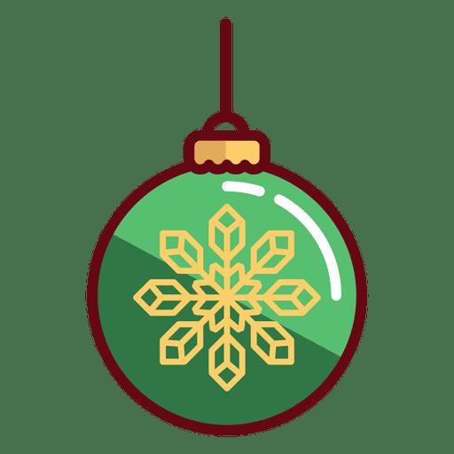 Christmas Ball Christmas Icon