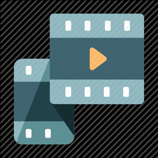 Cinema, Film, Media, Movie, Production, Video, Video Production Icon