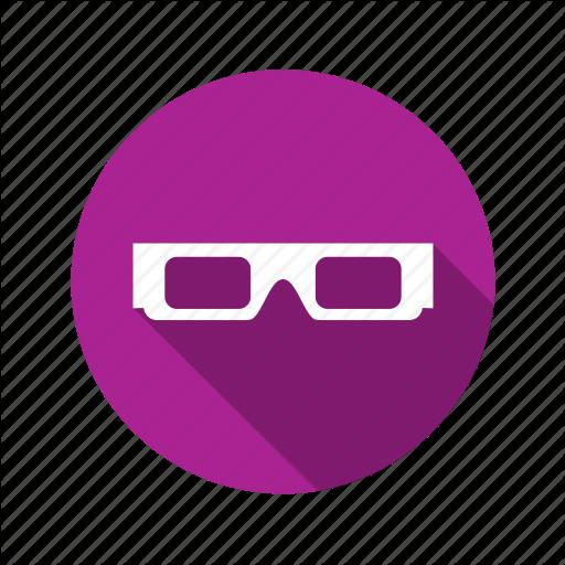 Cinemal, Eye, Eyesight, Film, Glasses, Illusion, Media, Movie