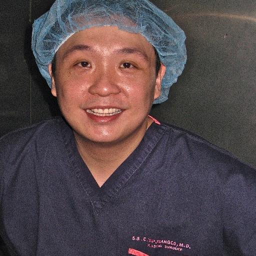 Eric Yapjuangco, Md