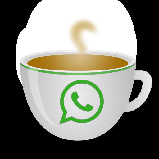 Coffee, Whatsapp Icon Free Of Coffee Icons