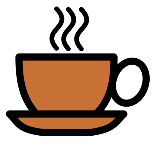 Cropped Coffee Cup Site Icon Guided